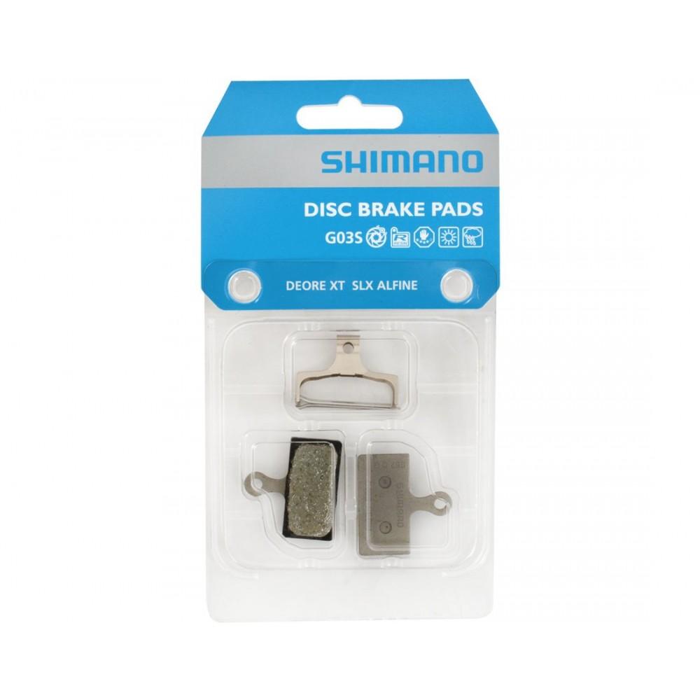 SHIMANO G03S RESIN PAKNOVI