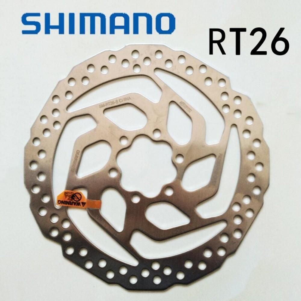 SHIMANO SM-RT26 РОТОР 180 ММ
