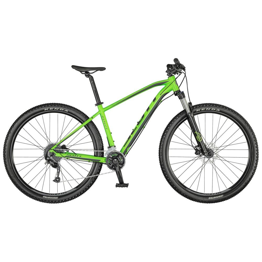 SCOTT ASPECT 950 SMITH GREEN 2021