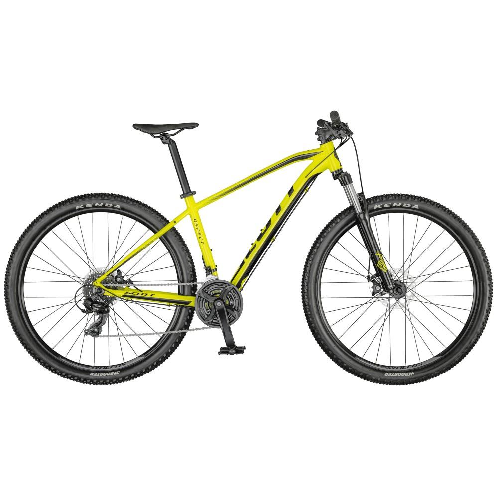 SCOTT ASPECT 970 yellow  2021